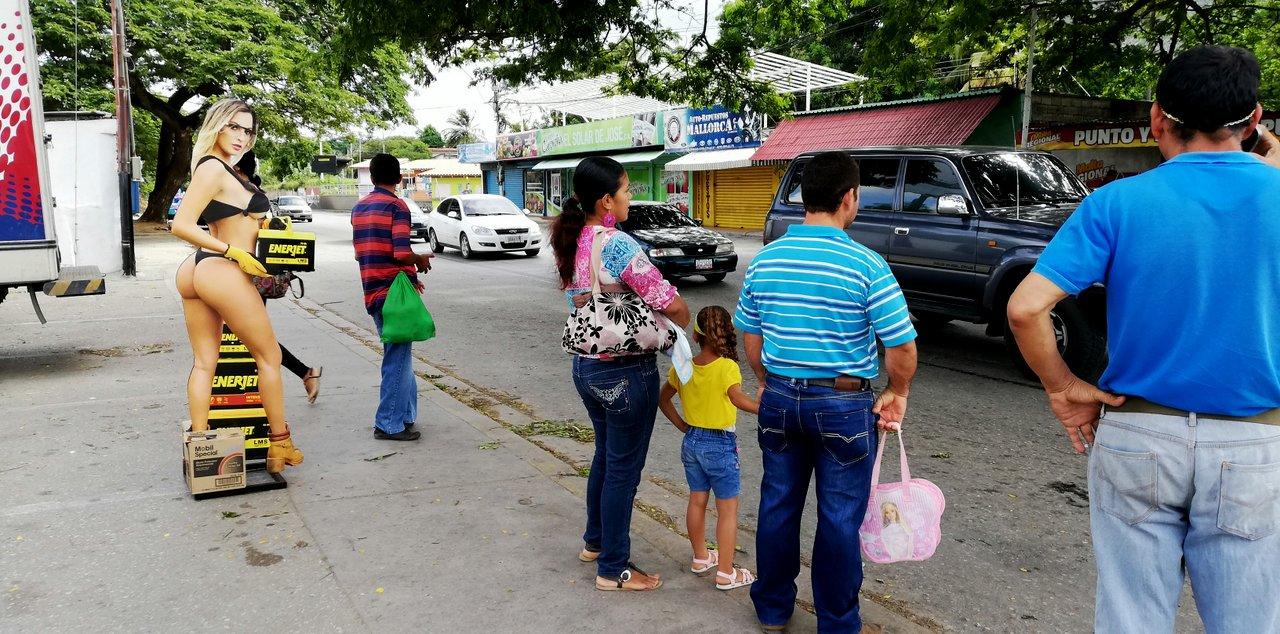 Sophia Rodríguez: Projekt Šopirjenje