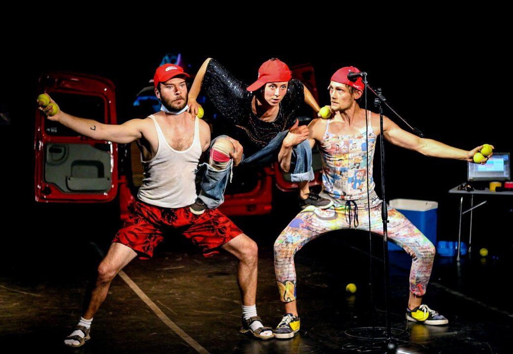 Mismo Nismo: Žonglerski koncert