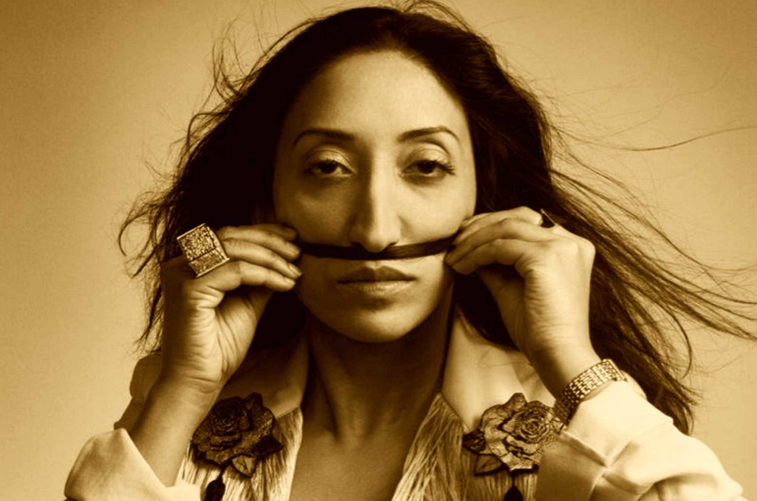 Shazia Mirza: Delo v nastajanju