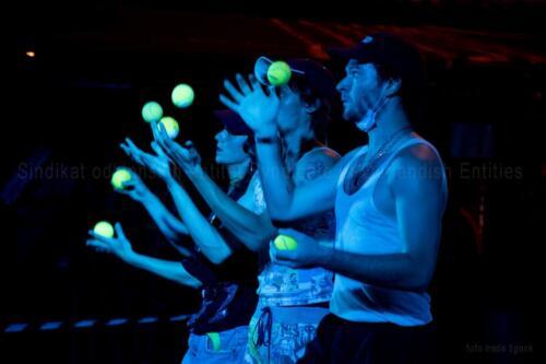 Mismo Nismo: Žonglerski koncert / Juggling Concert (15. 9. 2020)